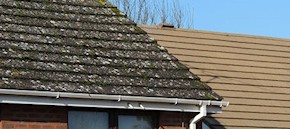 Gutter and roof cleaning in Basildon and Rayleigh